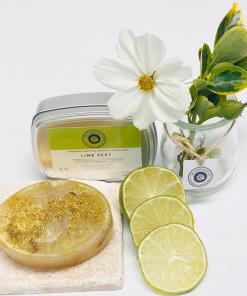 The Good Zest Company - Lime Zest Soap