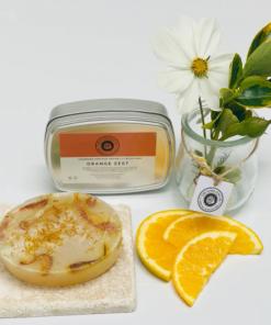 The Good Zest Company - Orange Zest Soap