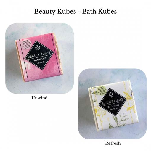 Beauty Kubes - Bath Kubes