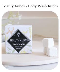 Beauty Kubes - Body Wash