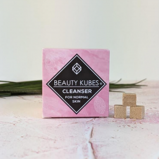Beauty Kubes - Cleanser - For Normal Skin