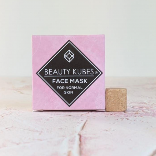 Beauty Kubes - Face Mask - For Normal Skin