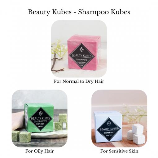Beauty Kubes - Shampoo
