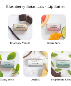 Blushberry Botanicals - Lip Butters