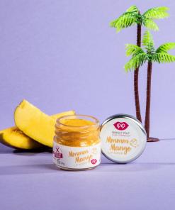 Pura Cosmetics - Lip Scrub - Mmmm Mango
