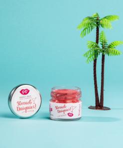 Pura Cosmetics - Lip Scrub -Straw Daiquiri