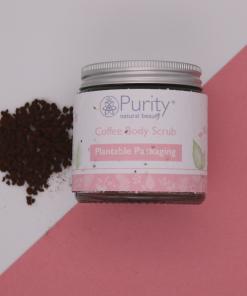 Purity Natural Beauty - Coffee Body Scrub