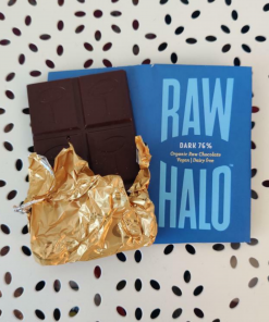 Raw Halo - Dark 76% 22g
