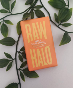 Raw Halo - Dark & Salted Caramel 22g