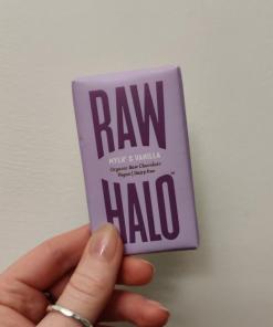 Raw Halo - Mylk & Vanilla 22g