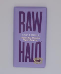 Raw Halo - Mylk & Vanilla 35g