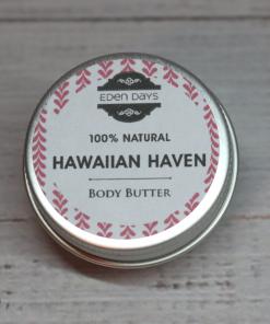 Eden Days Body - Body Butter - Hawaiian Haven 20ml