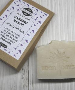 Eden Days Body - Shampoo Bar - Banging Bangs