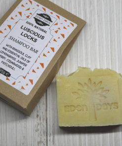 Eden Days Body - Shampoo Bar - Luscious Locks
