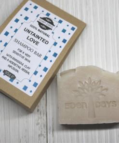 Eden Days Body - Shampoo Bar - Untainted Love