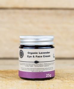 Heavenly Organics - Eye & Face Cream - Lavender