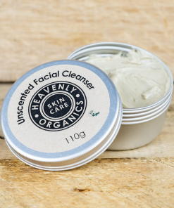 Heavenly Organics - Clay Facial Cleanser - Unscented