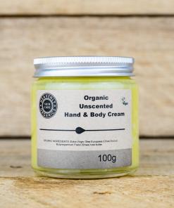 Heavenly Organics - Hand & Body Cream - Unscented