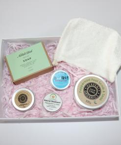 A Minty Gift Box