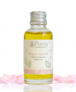 Purity Natural Beauty - Organic Face Oil