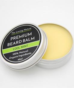 The Loving Nature - Beard Balm - Cool Mint