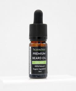 The Loving Nature - Beard Oil - Cool Mint 10ml
