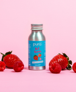 Pura Cosmetics - Hand Cleansing Gel - Red Berries