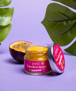 Pura Cosmetics - Lip Scrub - Passionfruit Martini